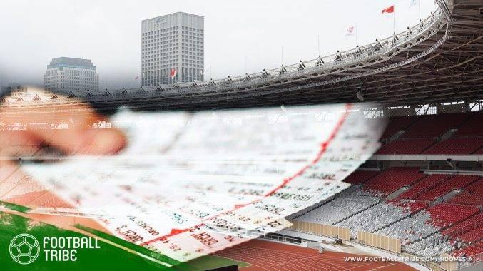 Timnas Indonesia Gratis Biaya Sewa Stadion Utama Gelora Bung Karno