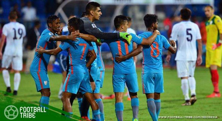 India, Negara dengan Penduduk Terbanyak Kedua di Asia yang Memupuk Asa di Piala Asia