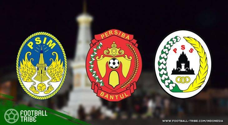 Ironi Daerah Istimewa Yogyakarta di Liga 1