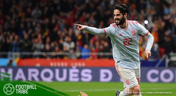 Dua Kehidupan Bertolak Belakang Isco Alarcon: Cadangan di Real Madrid, Andalan di Tim Nasional Spanyol
