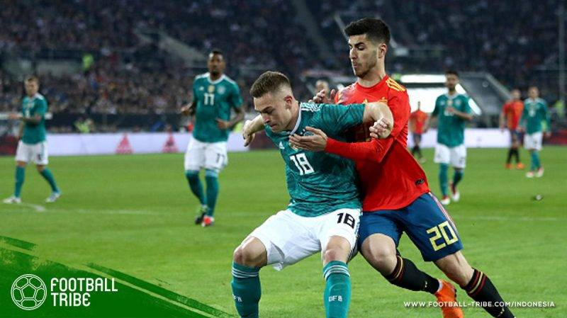 Spanyol dan Jerman