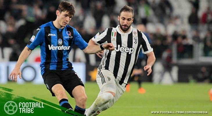 Tribe Rating: Gonzalo Higuain dan Upaya Manis Juventus Mengerjakan Scudetto Ketujuh