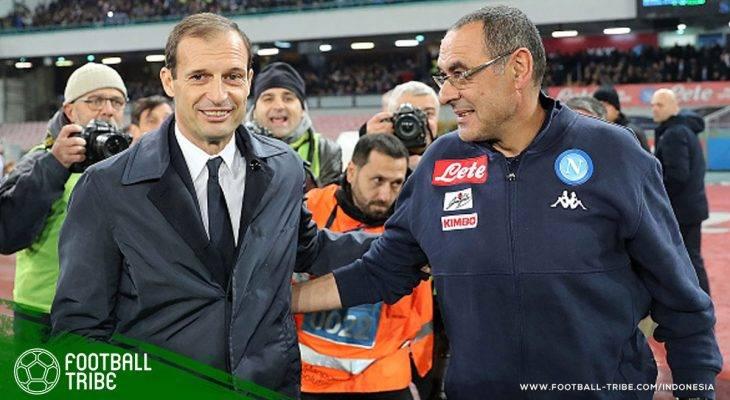 Pekan-Pekan Krusial Juventus dan Napoli dalam Perburuan Scudetto