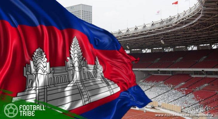 Kamboja akan Bangun Stadion yang Lebih Megah dari Gelora Bung Karno