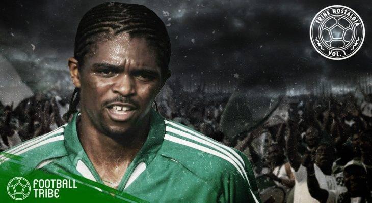 Nwankwo Kanu: Sosok Gandalf yang Menyihir Sepak Bola