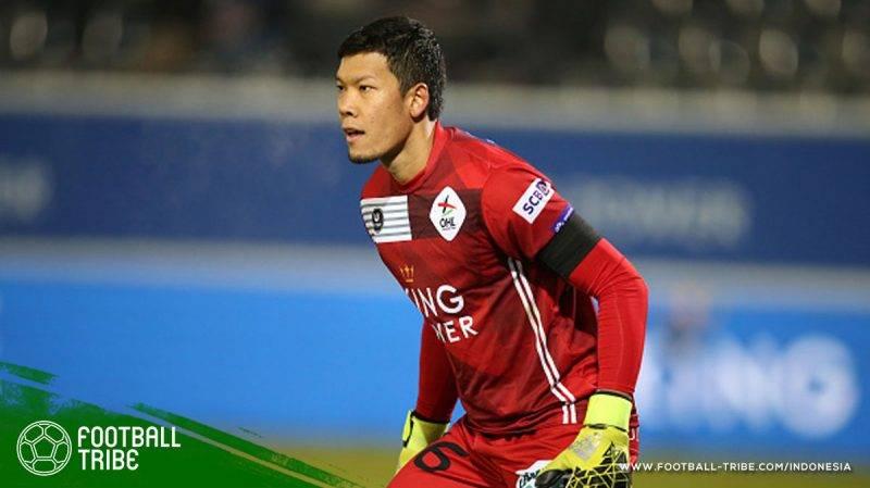 Kawin menjadi pahlawan tim nasional Thailand