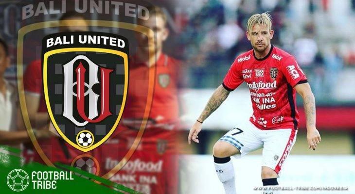 Kevin Brands, Antara Ada dan Tiada di Bali United
