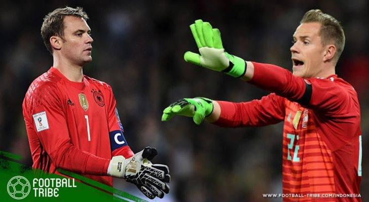 Dipilih…Dipilih…Kiper Jerman untuk Dibawa ke Piala Dunia 2018