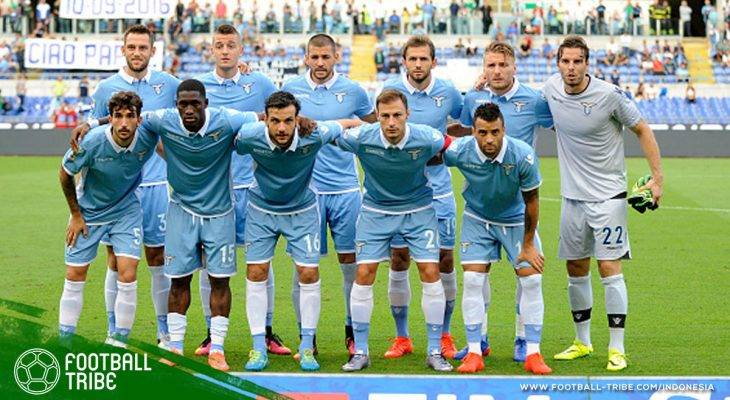 Lazio yang Bakal 'Dipreteli' Musim Depan