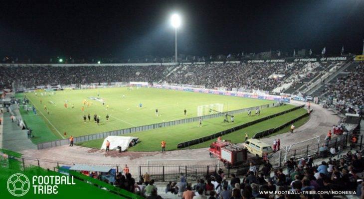 Buntut Insiden Pistol Presiden PAOK, Liga Yunani Dihentikan