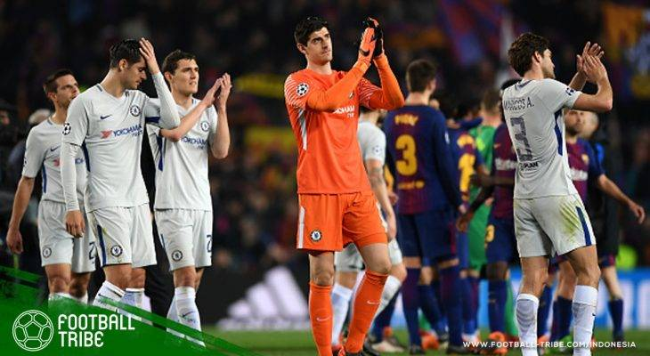 Tribe Rating: Tak Berdayanya Chelsea di Camp Nou