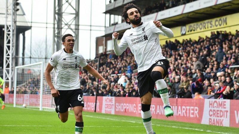 Liverpool berhasil mengalahkan tuan rumah Crystal Palace
