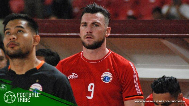 Marko Simic di Persija gol Super Simic
