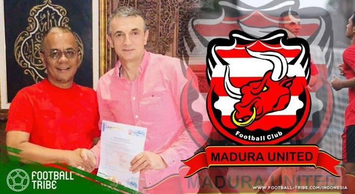 Harapan Madura United di Pundak Milomir Seslija