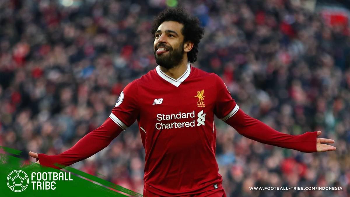 Liverpool ke posisi kedua klasemen