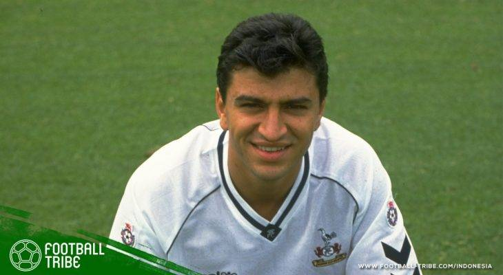 Nayim, Pemain Muslim Pertama di Liga Primer Inggris