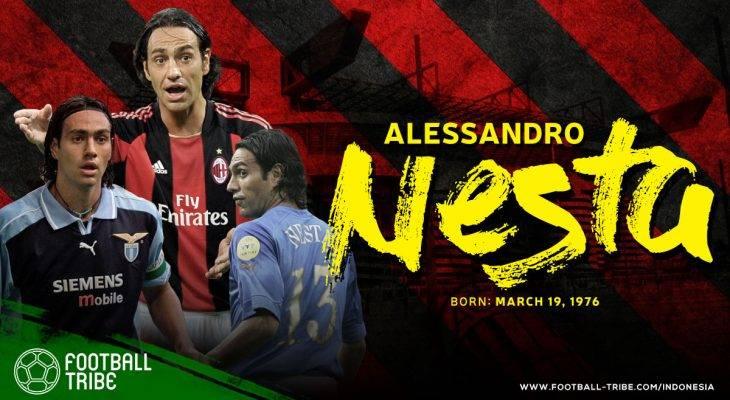 Alessandro Nesta, Bukan Bek Biasa