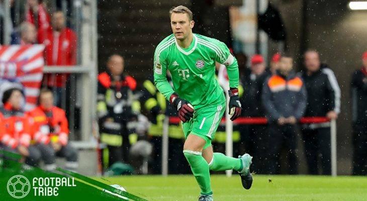 Selamat Ulang Tahun Manuel Neuer, Kiper Siborg yang Tiada Duanya