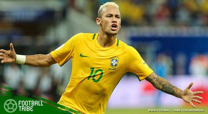 Angka-Angka Fantastis dalam Bonus Pribadi Neymar dari Nike