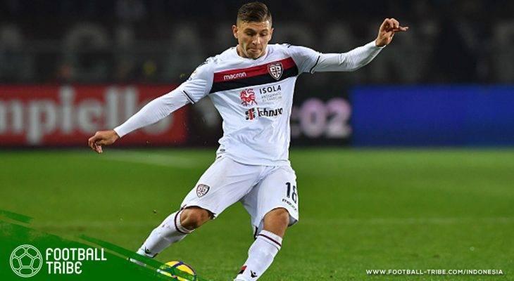 Klub Papan Atas Serie A Buru Tanda Tangan Nicolo Barella