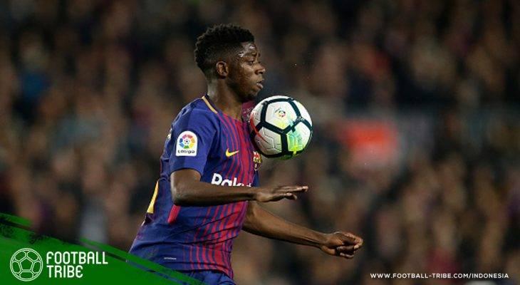 Masa Depan Suram Ousmane Dembele di Barcelona karena Sikapnya