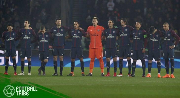 Berbagai Upaya Sia-Sia Paris Saint-Germain untuk Juarai Liga Champions Eropa