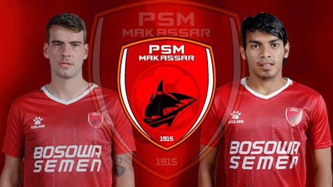 Menantikan Kembalinya Duet Rasyid Bakri dan Wiljan Pluim di Lini Tengah PSM Makassar