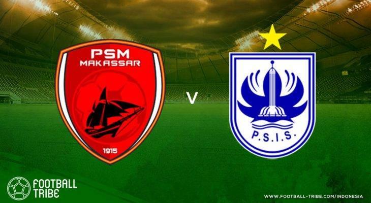 Tanpa Ferdinand Sinaga, PSM Sukses Tundukkan PSIS 2-0