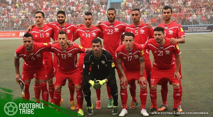Sepak Bola yang Merekahkan Senyum Palestina