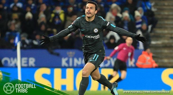 Dua Gol Pemain Spanyol Bawa Chelsea ke Semifinal FA Cup