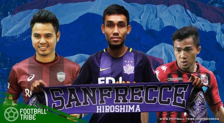 Kiprah Para Pemain Thailand di Jepang: Chanathip Songkrasin Susul Teerasil Dangda Cetak Gol