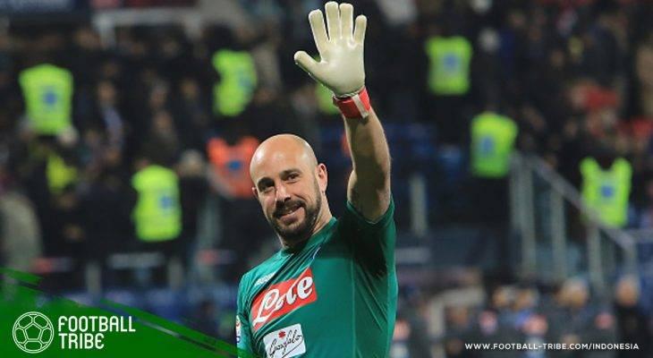 Kenapa AC Milan Pilih Pepe Reina?