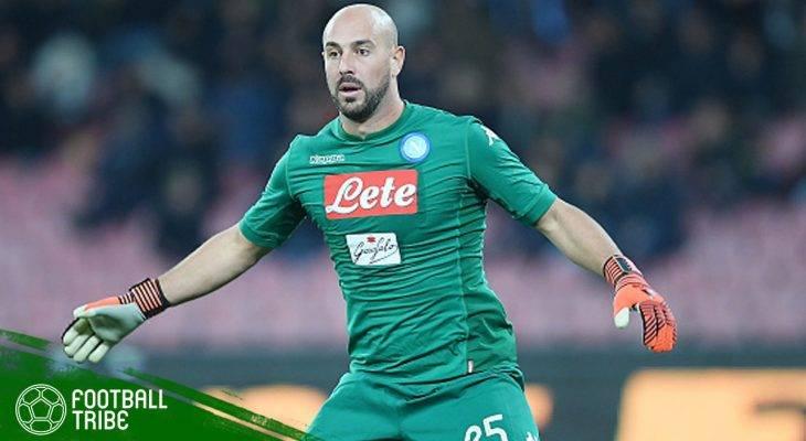Pepe Reina Segera Jalani Tes Medis di AC Milan