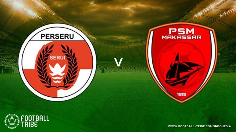 PSM Makassar sukses meraih kemenangan