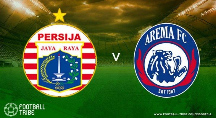 Tribe Rating: Simic Buka Keran Gol, Persija Jakarta Raih Kemenangan Manis Atas Arema FC