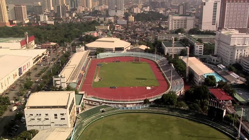 (Foto Rizal Memorial Stadium)