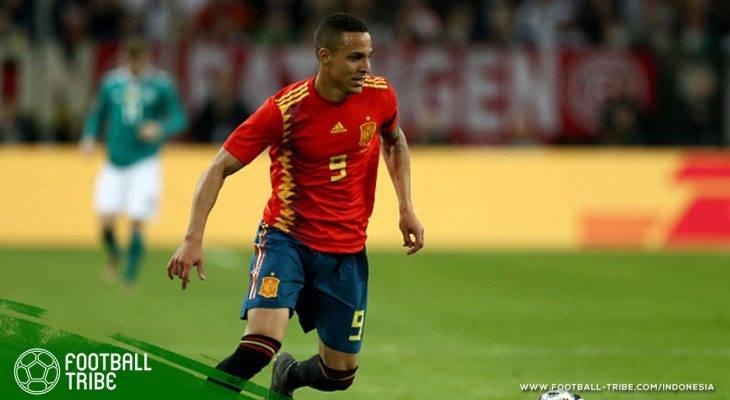Rodrigo Moreno, Calon Kuat Ujung Tombak Spanyol di Piala Dunia 2018
