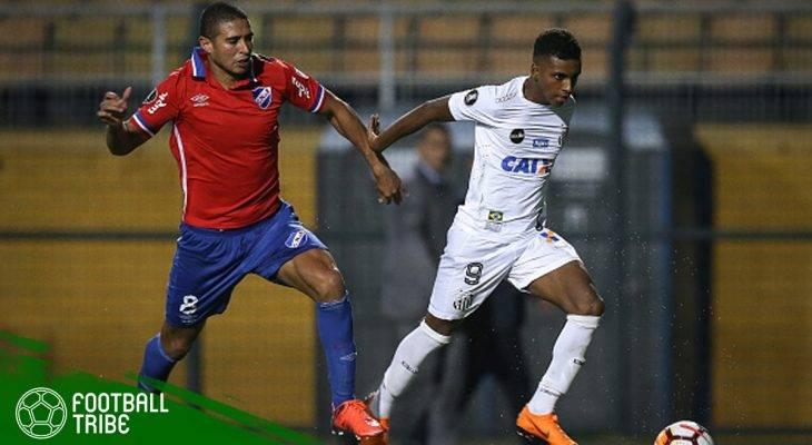Rodrygo Goes, Pemuda yang Sempat Bolos Sekolah Sebelum Cetak Rekor di Copa Libertadores