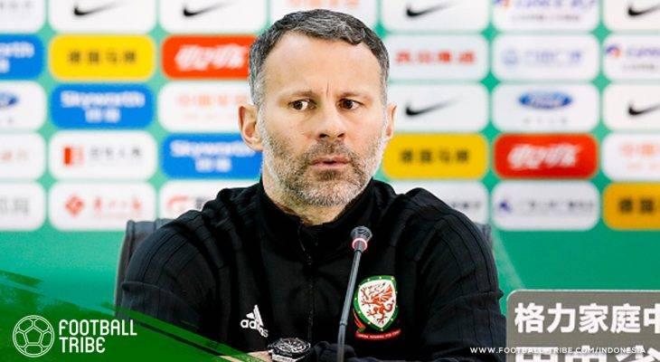 Sekilas tentang Debut Ryan Giggs sebagai Pelatih Timnas Wales