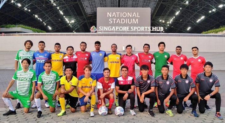 Singapore Premier League, Era Baru Sepak Bola Singapura