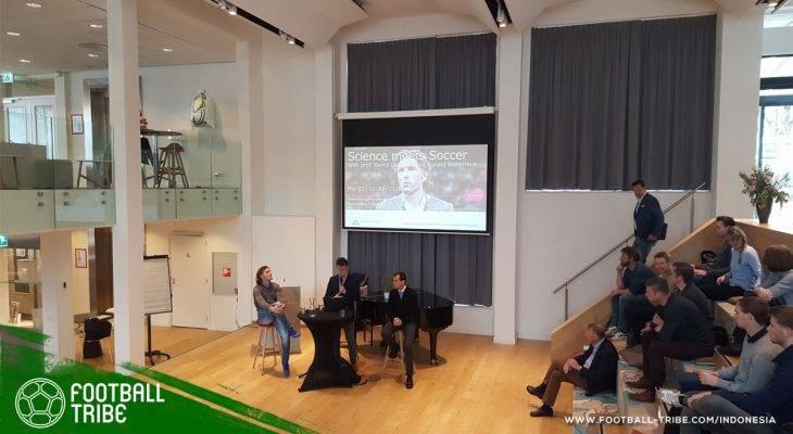 Diskusi 'Science meets Soccer', Ketika Kita Membicarakan Rumput Lapangan yang Sering Diabaikan