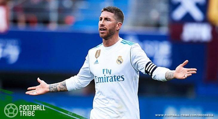 31 Tahun Sergio Ramos: 150 Laga di Timnas, 3 Trofi Liga Champions, dan Sejuta Cerita