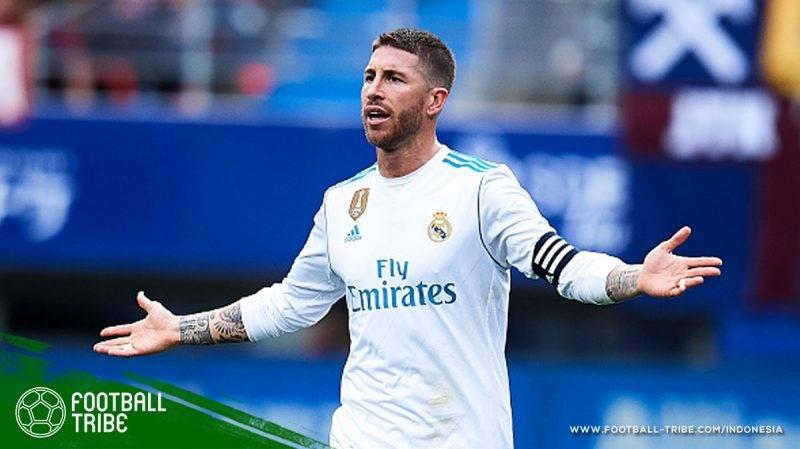 pekan spesial bagi Sergio Ramos