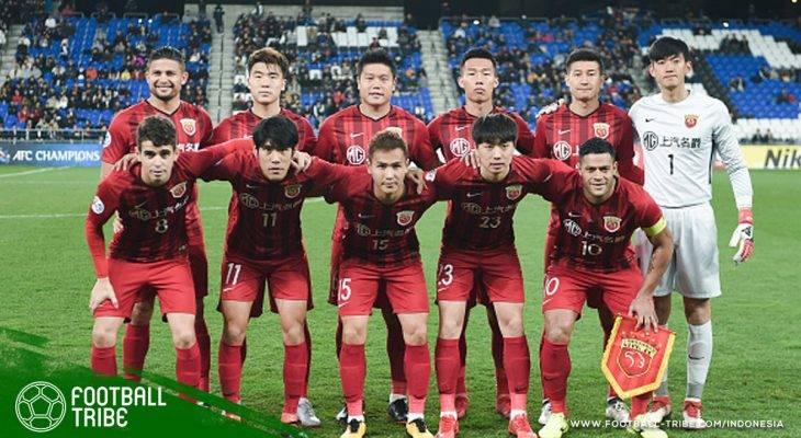 Kapten Hulk Bawa Shanghai SIPG Jadi yang Pertama Lolos ke Fase Gugur Liga Champions Asia