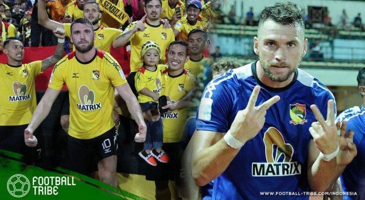 Marko Simic dan Beberapa Pemain Hebat Lain yang Disia-Siakan Negeri Sembilan