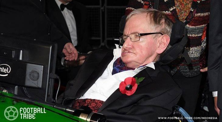 Stephen Hawking Sudah Menganalisis kalau Inggris akan Gagal di Piala Dunia 2014