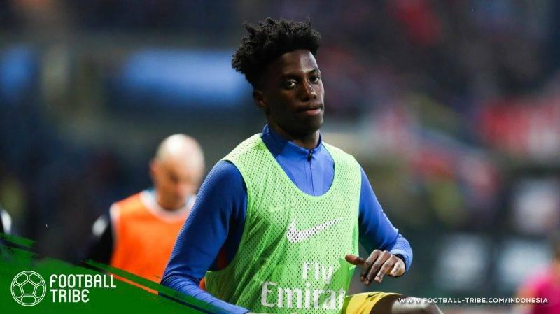 Timothy bermain tujuh kali bersama PSG U-19