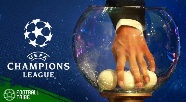Prediksi Kelolosan di Fase Grup Liga Champions 2018/2019