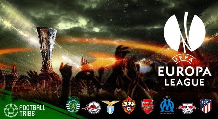 Hasil Undian Babak Perempat-Final Liga Europa