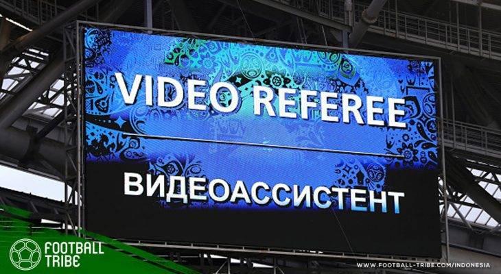 Piala Dunia 2018 Bakal Gunakan Video Assistance Referee (VAR)